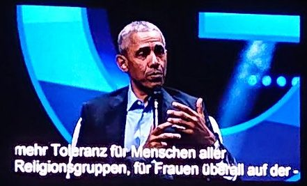 Baraack Obama - World Leadership Summit